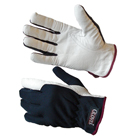 Gloves DEX 11, fodrad